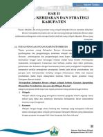 BAB II TUJUAN-KEBIJAKAN & STRATEGI KABUPATEN.pdf