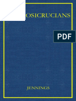 Jennings - The Rosicrucians (4th edition)