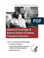 07  medicare coverage of kidney dialysis and kidney transplant services 10128