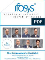 Vishal Sikka and the Growth of Infosys