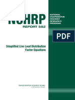 38-Nchrp_rpt_592 Simplified Live Load Distribution Factor Equations