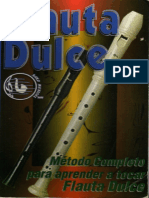 Método de Flauta Dulce