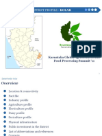 Kolar District Profile