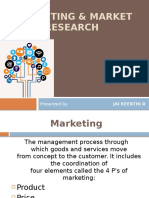 Marketing & Market Research- Differnce-2