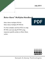 En Rotor Gene Multiplex Handbook