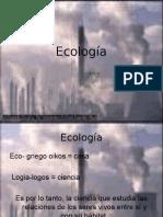 Ecología introduccion
