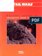 Star Wars - D6 - Galaxy Guide 9 - Fragments From the Rim