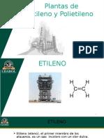 Plantas de Polietileno y Etileno