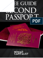 Nomad Capitalist FREE Guide Passport