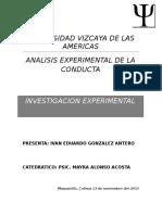 Trabajo Analisis Experimental