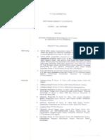 2009-304.K.dir.2009-Batasan Kewenangan Pengambilan Keputusan Di Lingkungan PLN