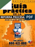 Guía Práctica de La Reforma Procesal Penal. RM-Chile (2005)