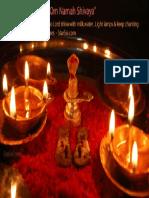 Lord Shiva Pooja