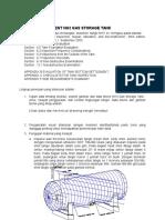 Metode Asesment Nh3 Gas Storage Tank