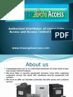 Osco Gate Operator - Multicode Remote Control