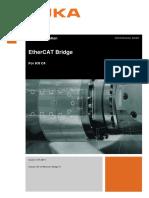KR C4 EtherCAT Bridge