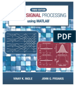 Digital Signal Processing with MATLAB