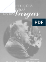 As instituções da Era Vargas