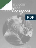 As instituções da Era Vargas