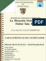 Dirección_Técnica_FutbolSala