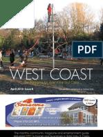 West Coast April 2010