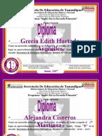 Diploma 2007