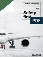 Safety First 21