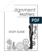 Alignment Matters Study Guide