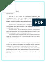 Informe Psicopedagógico Mireya