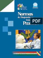 Normas de Diagnostico y Tratamiento en Pediatria