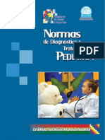Normas de Diagnostico y Tratamiento en Pediatria