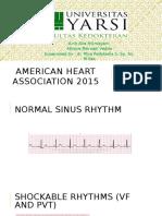 American Heart Association 2015