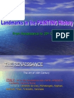 1-History of Painting, Renaissance