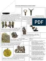 Norse artefacts