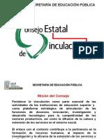Protocolos Bueno_presentaciones Consejo Estatal de Vinculacion_redes