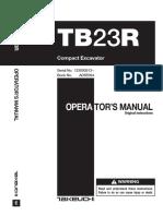TB23R(123000513~)AD5E004(OE-TB23R-C)