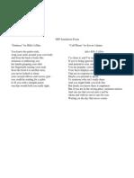 SRP Emulation Poem