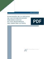 Evaluacion de La Eficacia IPTEA
