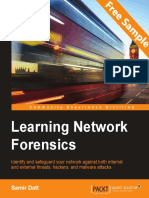 Learning Network Forensics - Sample Chapter