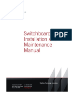 MAIN SWITCHBOARD MAINTENANCE.pdf