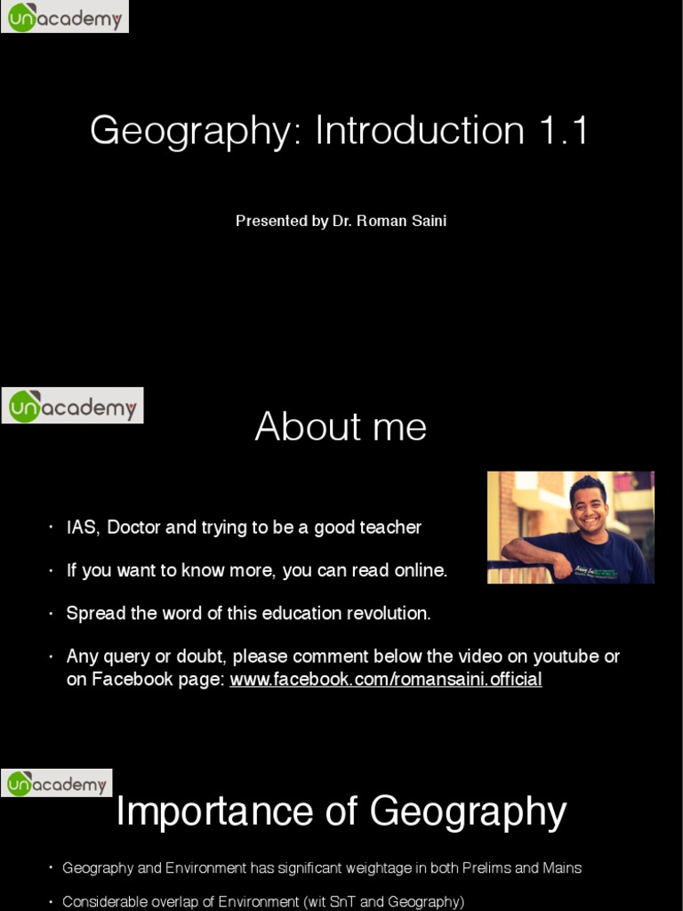 Geography Introduction 1 1 | Climate | Temperate Climate