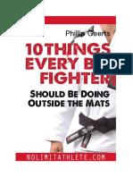 10 Things Bjj