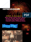 3-History of Painting, Impressionism