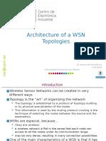 05 WSNs Architecture Topologies