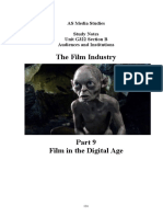 g 322 Film in the Digital Age