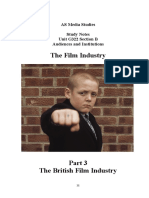 g 322 the British Filmindustry