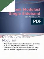 Sistem Modulasi Single Sideband Upload by Teuinsuska2009 Wordpress Com