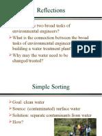 Water Treatment Mechanism