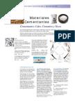 Materiales Cementosos