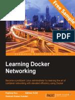 Learning Docker Networking - Sample Chapter